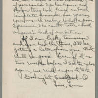 1942-01-13 Laura Davis to Lloyd Davis Page 4