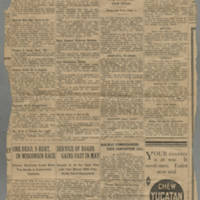 """1917-08-05 St. Paul Pioneer Press Clipping: """"""""American Forces May Be In Front Trenches In Week"""""""" Page 2"""