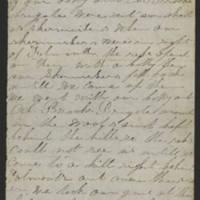 1862-11-18 Charles A. Gates to Mr. Arad Gates Page 2