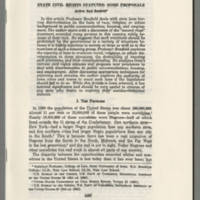 """Iowa Law Review, """"State Civil Rights Statute: Some Proposals"""" Page 1067"""