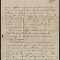 1918-01-27 Thomas Messenger to Mr. & Mrs. N.H. Messenger Page 2