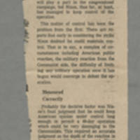 "1970-05-13 Des Moines Register Article: ""Back Study of Kent Deaths"" Back"