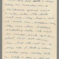 1942-08-22 Lloyd Davis to Laura Davis Page 1