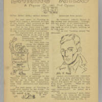 Looking Ahead, v. 2, issue 2, whole no. 6, April 21, 1940