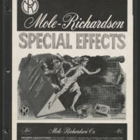 """""Mole-Richardson; Special Effects"""""