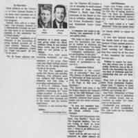 "1969-04-21 Des Moines Register Article: ""Boycotting Blacks at Iowa Charge 'Intolerable Situation'"""