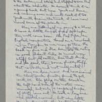 1942-10-25 Laura Davis to Lloyd Davis Page 3