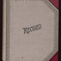 Iowa Byington Reed diary, January 1, 1912-December 31, 1915