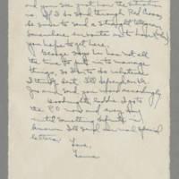 1942-07-29 Laura Davis to Lloyd Davis Page 5