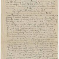 1919-03-30 Robert M. Browning to Dr. Mabel C. Williams Page 2