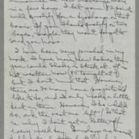 1945-07-25 Laura Davis to Lloyd Davis Page 5