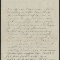 1918-02-28 Thomas Messenger to Mr. N.H. Messenger Page 2