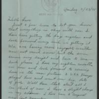 1945-03-23 Cpl. Leighton Edmundsom to Dave Elder