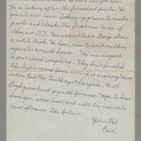 1944-11-21 Earl to Lloyd Davis Page 2