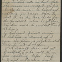 1919-06-19 Letter from Edna Page 4