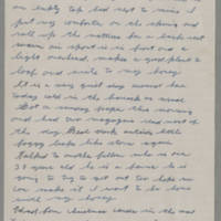 1942-12-27 Lloyd Davis to Laura Davis Page 1