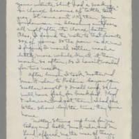 1942-07-21 Laura Davis to Lloyd Davis Page 2