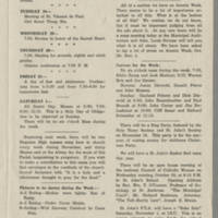 1947-10-26 Bulletin: St. John The Baptist Church Page 3