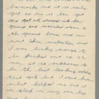 1942-09-16 Lloyd Davis to Laura Davis Page 1