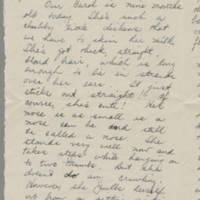 1945-06-23 Bessie Henderson to Laura Frances Davis Page 2
