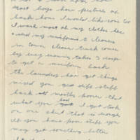 1942-08-16 Lloyd Davis to Laura Davis Page 3