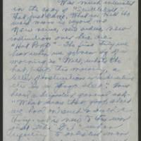 1945-01-01 Capt. Alfred Baldrige to Dave Elder Page 1