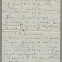 1918-12-04 Daphne Reynolds to Conger Reynolds Page 3