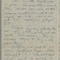 1945-09-30 Pfc. Robert J. Nicola to Dave Elder Page 3