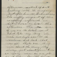 1918-04-05 Thomas Messenger to Mr. & Mrs. N.H. Messenger Page 2