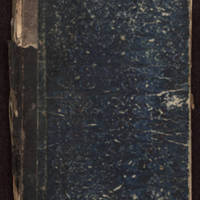 Eliphalet W. Ensign diary, August  1865-June 1866