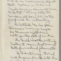 1942-01-14 Laura Davis to Lloyd Davis Page 2