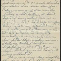 1945-06-29 Pfc. Edward Prebyl, Jr. to Dave Elder Page 2