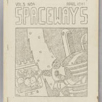 Spaceways, v. 3, issue 4, May 1941