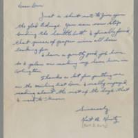 1945-11-27 Kurt B Kurtz to Dave Elder