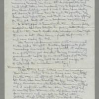 1943-12-01 Laura Davis to Lloyd Davis Page 2
