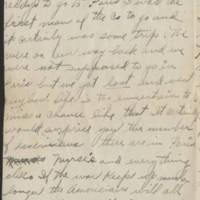 1918-08-21 Harvey Wertz to Mr. L.A. Wertz Page 3