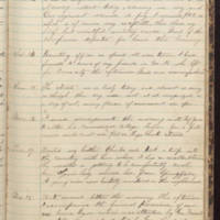 1861-08-23 -- 1861-08-28