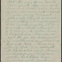 1918-08-16 Thomas Messenger to Mr. N.H. Messenger Page 2
