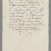 1942-08-19 Laura Davis to Lloyd Davis Page 6