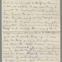 1918-05-16 Daphne Reynolds to Conger Reynolds Page 2