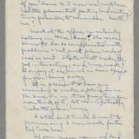 1942-10-22 Laura Davis to Lloyd Davis Page 3