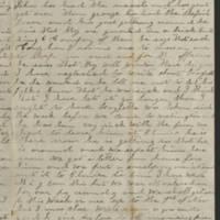 1861-11-29 Charles A. Gates to Mr. & Mrs. Arad Gates Page 3