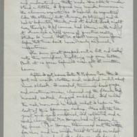 1945-06-10 Laura Davis to Lloyd Davis Page 3