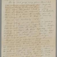 1945-10-25 Lt. Ed. Brown to Dave Elder Page 1