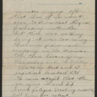 1918-03-20 Thomas Messenger to Vera Wade Page 3
