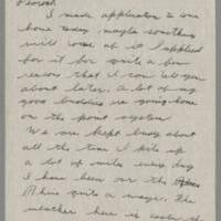 1945-06-04 Lloyd Davis to Laura Davis Page 1