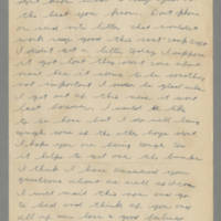1942-10-31 Lloyd Davis to Laura Davis Page 2