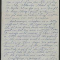 1945-01-02 Leo Palmer to Dave Elder Page 2