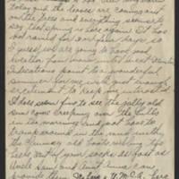 1918-04-18 Harvey Wertz to Mrs. L.A. Wertz Page 1