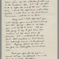 1942-03-23 Joseph Evans to John Evans Page 3